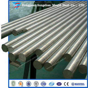 Wholesale Steel Round Bars: Chinese Annealing Steel AISI O1/DIN 1.2510 Bar
