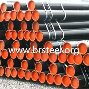 Wholesale seamless steel pipe: Hot Rolled A106 GrB SCH40 Carbon  Steel Seamless Pipe