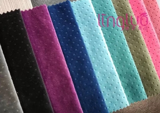 Air Through Cloth Sofa Upholstery Fabric Soft Elastic with OEM Service