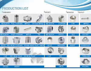 Wholesale fittings: Pipe Fittings/Plate