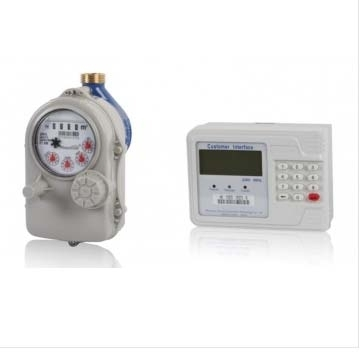 Sell STS Split Keypad Prepayment Water Meter