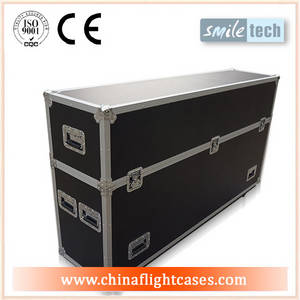 Wholesale Special Purpose Bags & Cases: Custom TV Flight Cases for Samsung 65 Inches