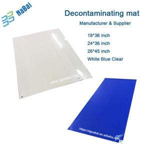 Wholesale europe: Decontaminating Mat/ Tacky Mat/ Sticky Mat Russia Italy Europe Supplier