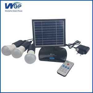 Wholesale multifunctional light: Multifunctional Solar Powered Mini Project Fiber Optic Home Solar Lighting System for Indoor