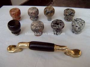 Wholesale hardwares: Natural Stone Knobs