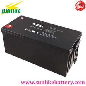 Wholesale energy storage battery: Solar Gel Battery 12V200ah Power Battery for Energy Storage