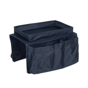 Wholesale Storage Cages: Utrax Oxford Fabric Sofa Multi Pockets Armrest Organiser Storage Bag for Living Room Sundries