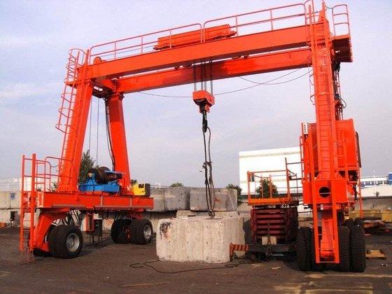 150t Mobile Straddle Carrier Manufacturer
