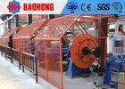 Wholesale armor wrap tape: 1250/1+3 Skip Cable Laying Up Machine 1250 Mm Drum 15KW Traction Motor