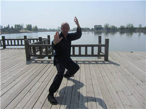 Wholesale Martial Arts Uniforms: How To Study/Learn Chinese/China Bagua Palm Learn/Study Bagua Palm Fist in China