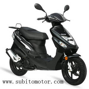 Wholesale Gas Scooters: Subito Scooter EEC 50cc 125cc 150cc motor
