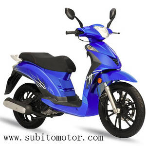 Wholesale Gas Scooters: 50cc 125cc 150cc Scooter 4T Gas EEC Scooters
