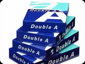 Wholesale pulp: Double A Quality 100% Woold Pulp 80gsm A4 Paper