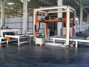 Wholesale bottom bag making machine: Palletizer