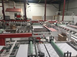 Wholesale horizontal packaging machine: PVC Gypsum Board Veneer Machine