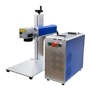 Wholesale ceramic watch: Small MOPA Color Fiber Laser Marking Machine