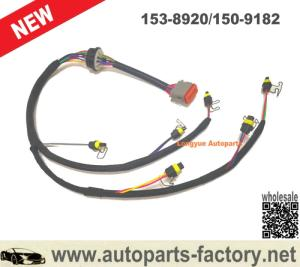 Wholesale cat 6a: Caterpillar 3126b 3126e 3126 Injector Control Wiring Harness Part# 153-8920/150-918