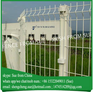 Wholesale wire mesh fence: China Hot Dipped Galvanized Garden  Wire Mesh Fence for Export