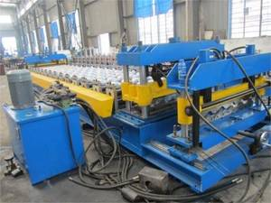 Wholesale tile: Glazed Tile Roll Forming Machine