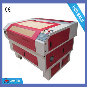 Wholesale melamine foam: Ceramic Tile Laser Engraving Cutting Machine