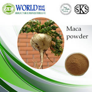 Wholesale sex products: China Supply Maca Root Extract Powder for Herbal Sex Improvement Powder Product