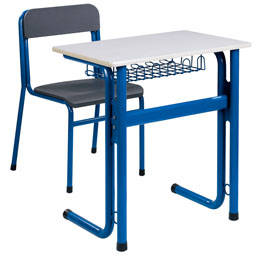 Wholesale double student furniture: School Furniture,Double Student Desk and Chair,Classroom Desk and Chair ,Student Desk and Chair