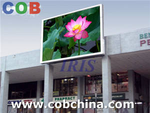 Wholesale advertising led display: Outdoor LED Display Screen/ P6,P8,P10 Advertising HD LED TV/LED Billboard LED Video Wall