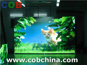 Wholesale electronic billboards: Iris-LED Flexible Indoor Display