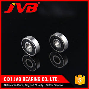Wholesale Deep Groove Ball Bearing: Electric Motor 25X52X15mm Double Shielded Deep Groove Ball Bearing 6205zz 2rs