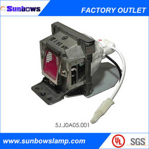 Wholesale lamps for projectors: Replacement Projector Lamp for  Benq MP515/MP515P/MP515ST/MP526/MP526