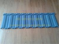 Heat Resistant Fireproof New Building Material Stone Chip Coated Al-zn Steel Roof Sheet From China 6