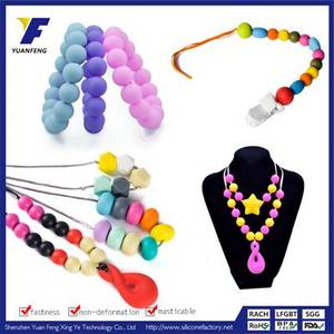 Wholesale fancy soaps: Wholesale Best Baby Teething Necklace for Baby Toys