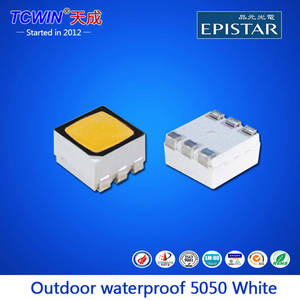 Wholesale Other LED Lighting: 0.2W 60a Epistar 5050 White SMD LED for LED SMD Module