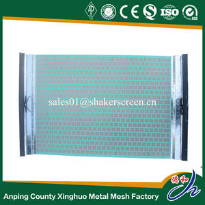Wholesale Filter Supplies: For Good Price 500 PWP Shale Shaker Screen