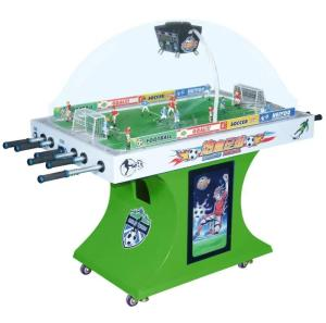 Wholesale soccer: Automatic Happy Super Soccer Ticket Redemption Machine,Handle Soccer Table Arcade Hame Machine On Sa