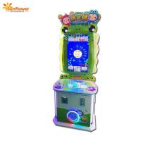 Frog Jump Redemption Coin Operated Amusement Game Machine