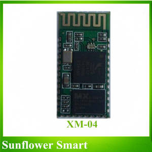 Wholesale radio slave: XM-04 Bluetooth Serial Module Kit Master BLUECORE4-External Chipset