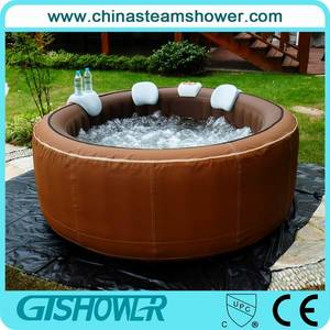 Wholesale whirlpool bath: Outdoor Portable Whirlpool Bath