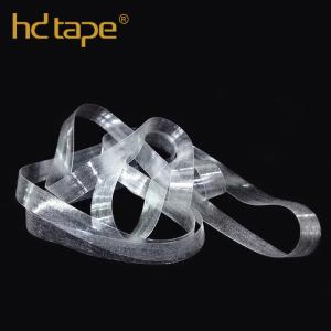 Wholesale garment accessories: Clear Tpu Elastic Tape for Garment Accessories
