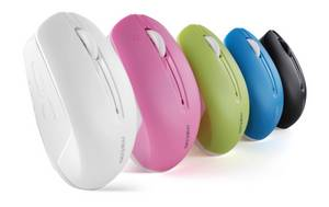Wholesale wireless mouse: Metoo Oil Injection Wireless Mouse AT336