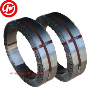 Wholesale Saws: MOQ 50m Bandsaw Blade for Cutting Wood