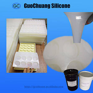 Wholesale chocolate fountain: Good Quality RTV2 Liquid Silicone for Candy Molds Making
