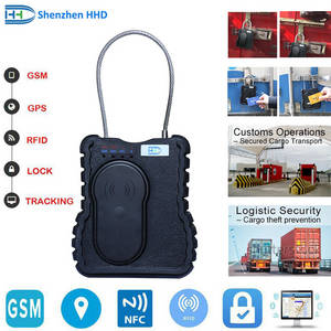 Wholesale Navigation & GPS: GPS Tracking Padlock  for Cargo Security
