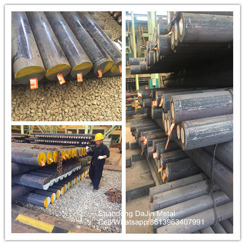 Sell S20C 1020 A36 A105 mild steel rod  hot rolled steel bar