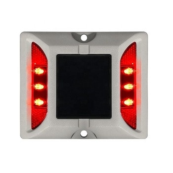 Sell TrafficRoad Marker Bear 30Ton Auminium Solar Led Road Stud