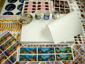 Wholesale wall printer: Blank Decal & Tattoo Paper