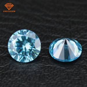 Wholesale Gemstones: Round Shape Gemstone and Sapphire Gemstone Material Certified Loose Gemstone