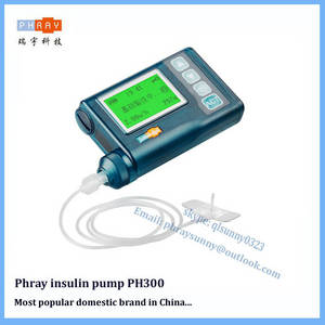 Wholesale infusion pump motor: Factory Sell New & Hot Diabetes Insulin Syringe Pump PH300  with Cheap Price