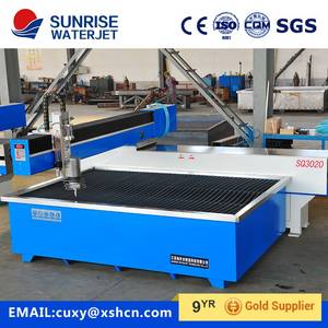 Wholesale water jet cutting machine: Cantilever Type Waterjet Cutting Machine for Stone