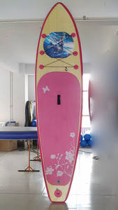 Wholesale surfboards: Cheap Inflatable Wholesale Sup Paddle Board Surfboard Drop Stitch Fabric Inflatable Paddle Board